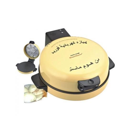 هوم ماستر -HM-390 خبازه كهربائية فوريه جديد